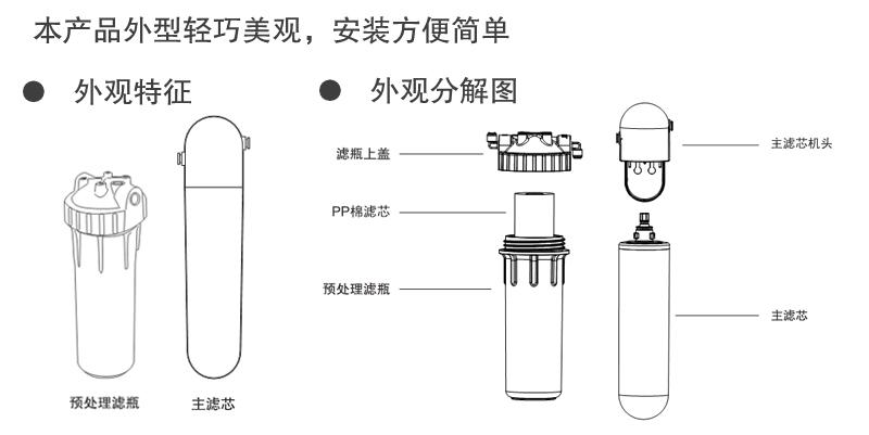 霍尼韦尔净水器cp30-r 家用直饮 厨房过滤水器 母婴专用2013新款